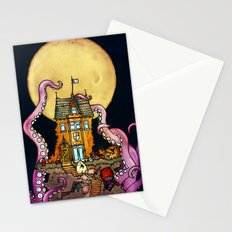 The Midnight Chateau Stationery Cards