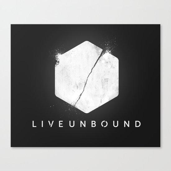 The Logo Canvas Print