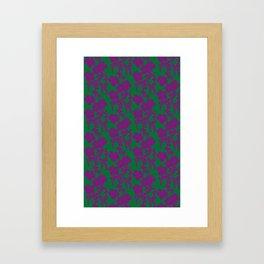 Japanese Pattern 9 Framed Art Print