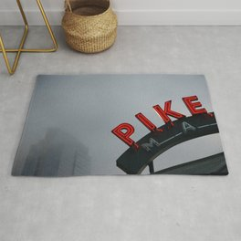 Pike Place Morning Rug