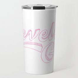 Cleveland Girl Travel Mug