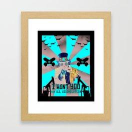 The Last Republic Framed Art Print