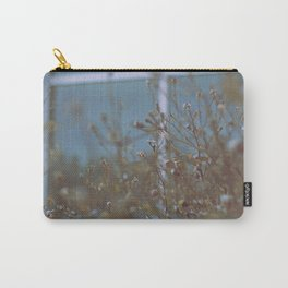Withered Winter Plants Carry-All Pouch
