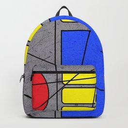 Simple Shapes V Backpack