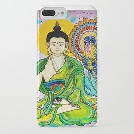 Buddha Freedom Nirvana iPhone Case