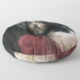 The Lord Jesus Floor Pillow