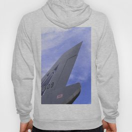Conner F-106 Delta Dart Aircraft U.S. Air Force Hoody