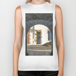 The Arch and the House Biker Tank