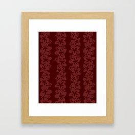 Semeru Framed Art Print
