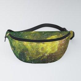 Spider Nebula I Constellation Auriga Space Galaxy Fanny Pack