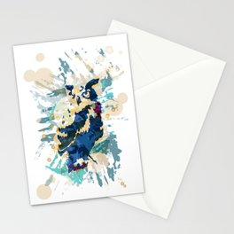 Cryptic Owl Stationery Cards
