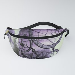 Feathered Dreams Fanny Pack