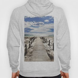 """To the beach..."" Cabo de Gata Hoody"