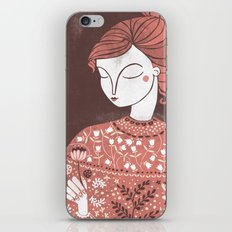 The Botanist iPhone Skin