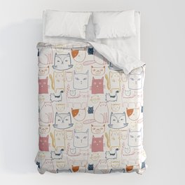 CATS Duvet Cover