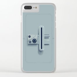 Baseline Test Clear iPhone Case