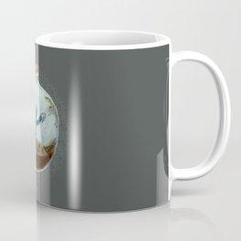 Man In A Bottle Coffee Mug