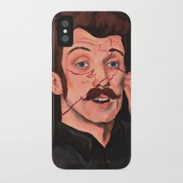 You Missed A Spot iPhone Case