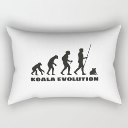 Koala Evolution Rectangular Pillow