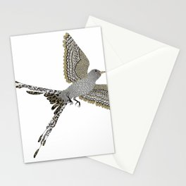 Bye Bye Birdy Stationery Cards