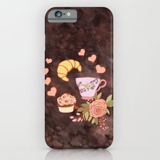 Romantic breakfast   Slim Case iPhone 6s