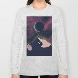 Lunar Mountain Long Sleeve T-shirt