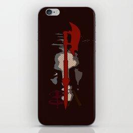 Buffy & Angel iPhone Skin