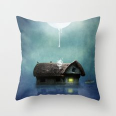 One Thing after Another Throw Pillow