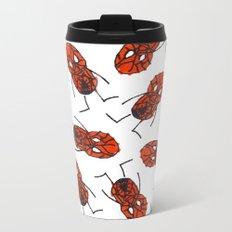 Superhero 3 Metal Travel Mug