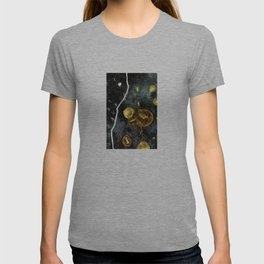 gold dark matter T-shirt