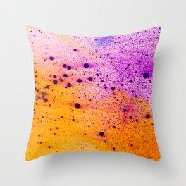 Abstract No. 520 Throw Pillow