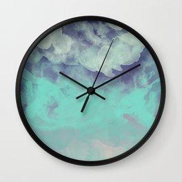Pure Imagination I Wall Clock