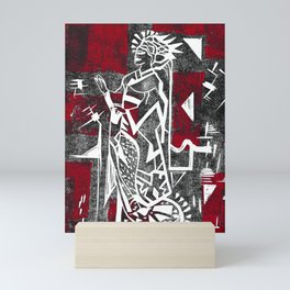 Geisha Mini Art Print
