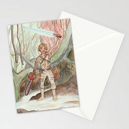 Groovy Luke Stationery Cards