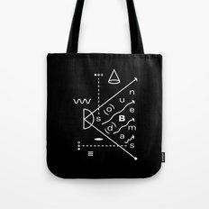 Soundbeams Tote Bag