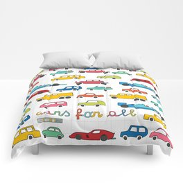 Cars for all Comforters