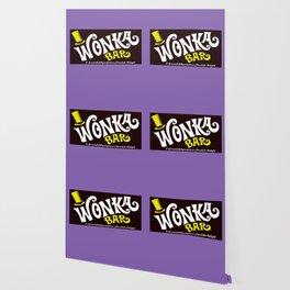 Wonka's Golden Ticket Chocolate Wallpaper