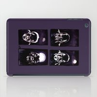 howl iPad Cases featuring Howl by Zombie Rust