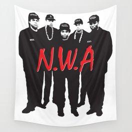 NWA Wall Tapestry
