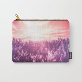 When Nature Loves #society6 #art #prints Carry-All Pouch