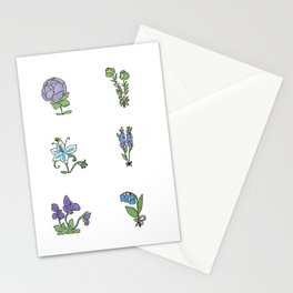 Breath of the Wildflowers Stationery Cards