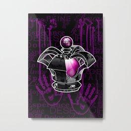 Dark Orb Metal Print