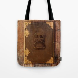THE FOX & THE MASK Tote Bag