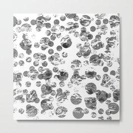 Stamped Metal Print