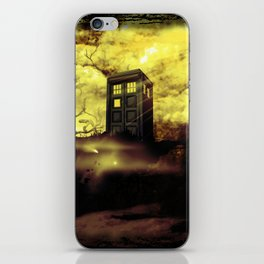 Trenzalore -- Doctor Who iPhone Skin
