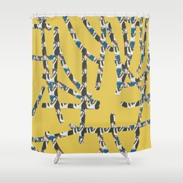 Intersect 3 Shower Curtain