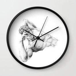 Charles - Nood Dood Wall Clock