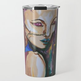 Reflection in Chains Travel Mug
