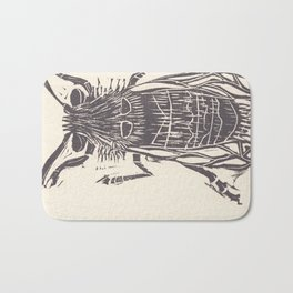 Bee Kind Bath Mat