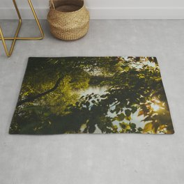 Over the River & Through the Trees Rug